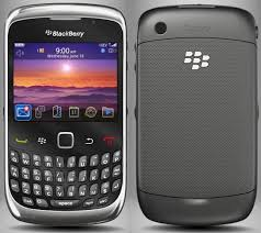 BlackBerry Curve 3G 9330 vista fronte e retro
